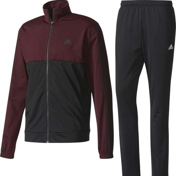 1faee1fe2356 adidas Jackets & Coats | Men Size M Tracksuit Bq8357 | Poshmark